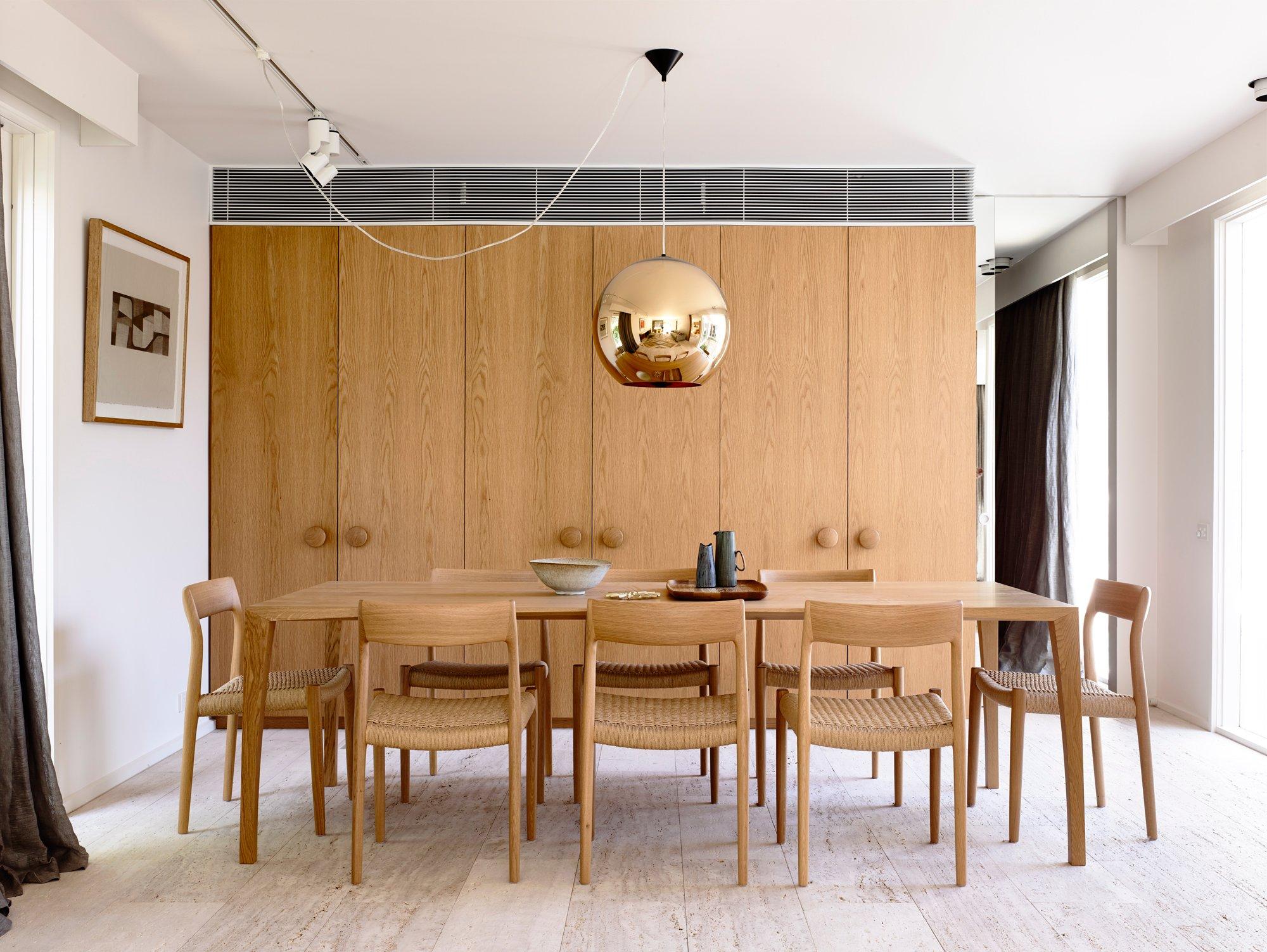 Kennedy Nolan Architects Home Residential Timber Chair Furniture Australian Design Dessein Furniture